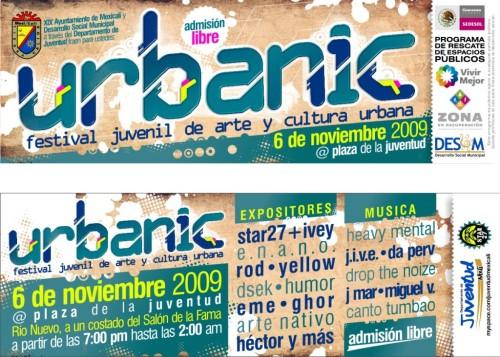 urbanic2009