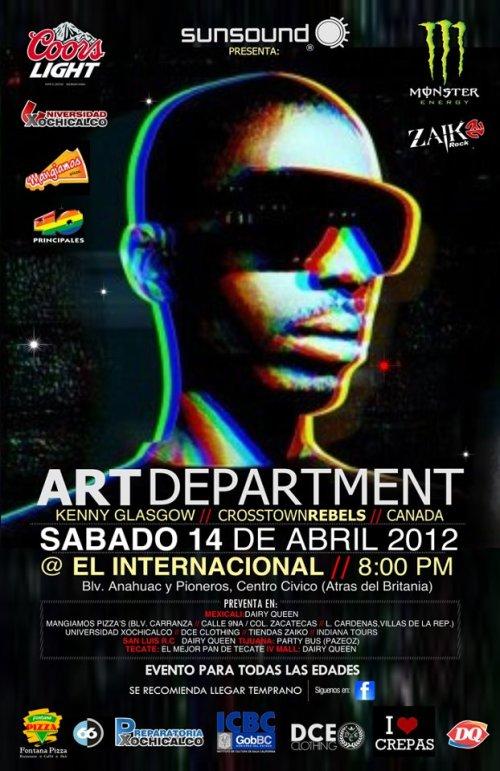 Art Deparment @ EL INTERNACIONAL