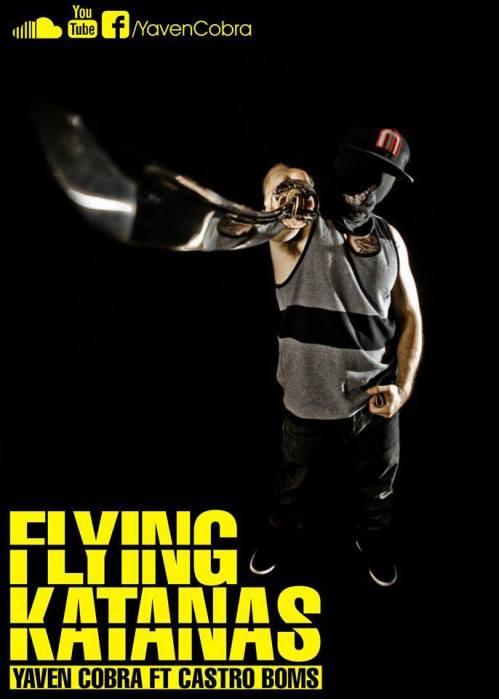 Flying Katanas